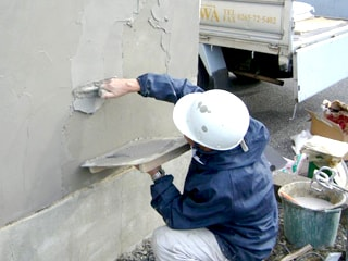 宮澤塗料 施工 伊那市、諏訪市 外壁塗装